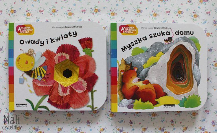 Owady I Kwiaty Myszka Szuka Domu
